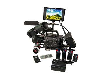 Rent: Sony PXW-FS7 XDCAM Super 35 Camera / CINEMA PACKAGE 2