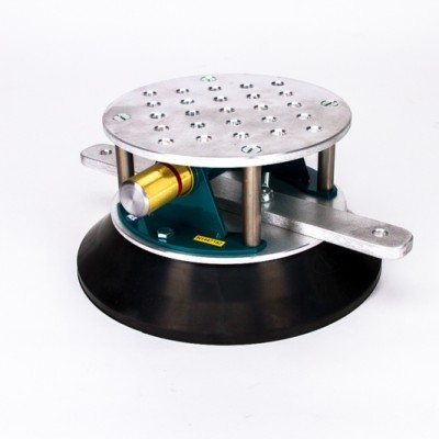10″ Super Suction Cup w/ Cheese Plate and Speedrail Starters