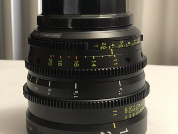 Rent: Tokina Cinema ATX 11-20mm T2.9 Zoom Lens (PL Mount)