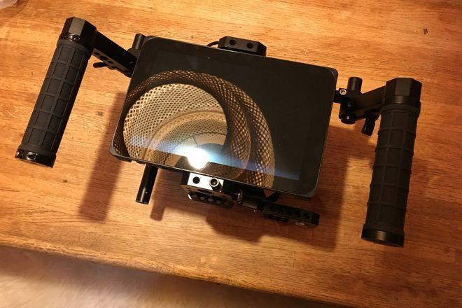 "SmallHD DP7-Pro OLED 7. 7"" Director's Monitor"