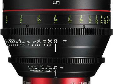 Rent: Canon CNE T1.5 35mm