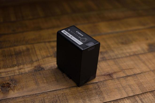 Big Battery for C300 Mark II camera BP-A60