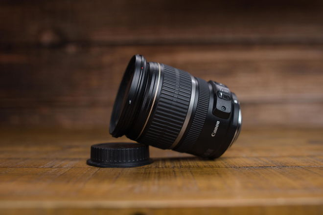 EFS 17-55mm f/2.8 IS Canon Lens