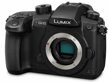 Panasonic Lumix DMC-GH5 Digital Camera w/ 42.5 f1.7