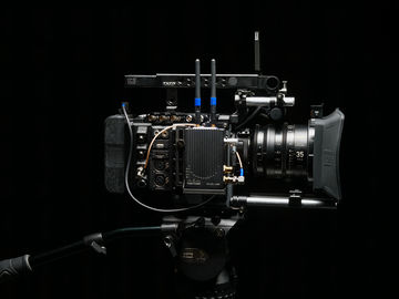 RED Scarlet-W 5K 'Ranger' w/Teradek Bolt 1000 +Monitor