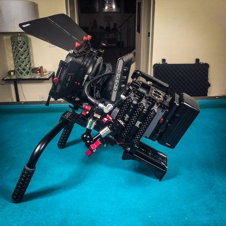 RED Scarlet ULTIMATE Kit + Cine Lenses (4) & Tons of AKS