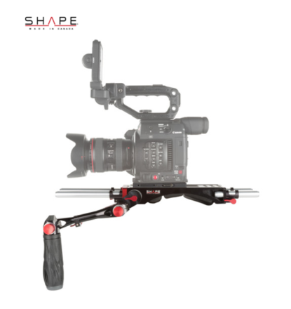 Shape Shoulder Kit ( Set up for Canon C with grip relocator)