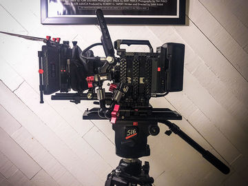 RED Scarlet ULTIMATE KIT with tons of AKS, EF & PL Mounts