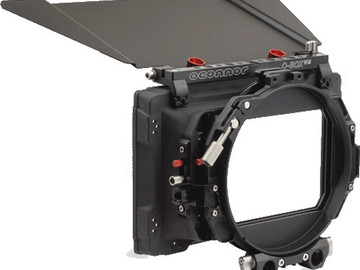 Rent: OConnor Mattebox (O-Box) with clamp ring and 15mm mount