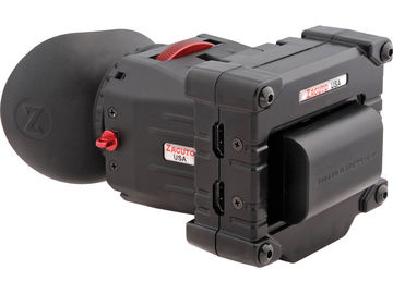 Rent: Viewfinder, LCD, Zacuto Z-Finder EVF with mount.