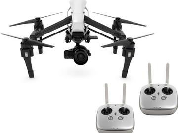 Rent: DJI Inspire1 Pro Zenmuse X5 4K Drone