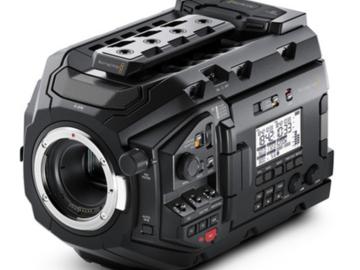 Rent: Blackmagic URSA Mini Pro