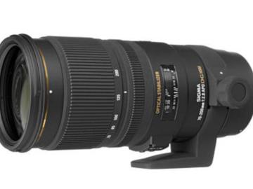 Rent: Sigma 70-200mm f2.8