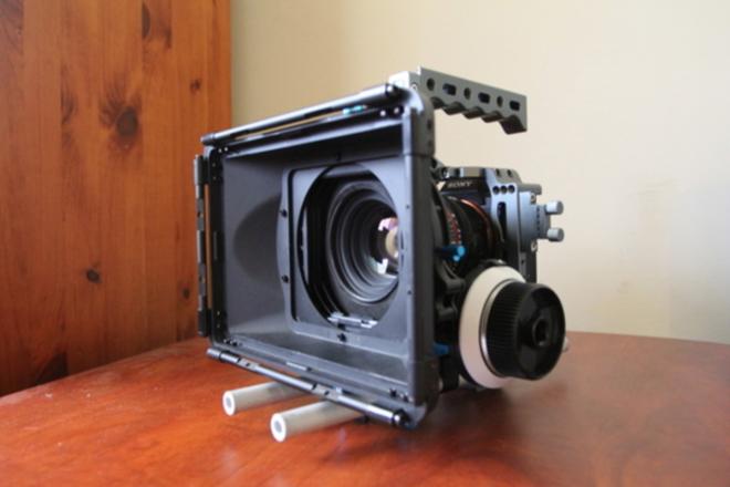 FOTGA DP3000 Matte box