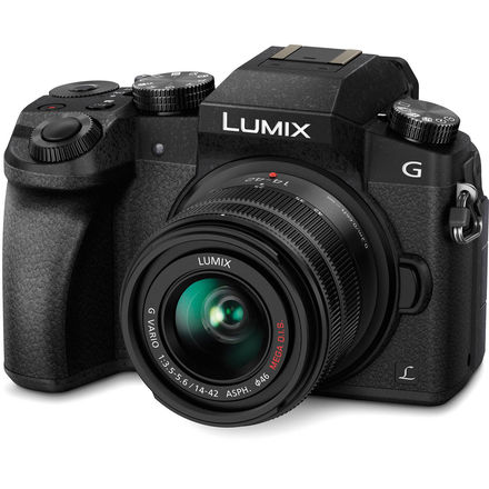 Panasonic Lumix DMC-G7 Digital Camera (no lens)