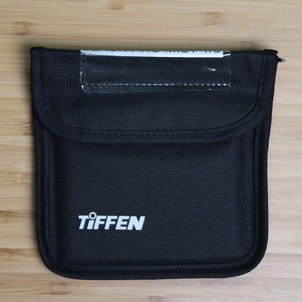 Tiffen 4x4 Black Pro Mist 1/8 Filter