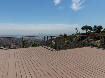 Rent: Roof Deck in the Hollywood Hills