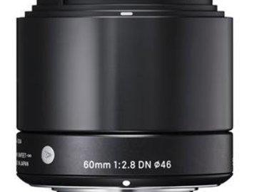 Rent: Sigma Lens 60mm + 30mm + 19mm (MFT)