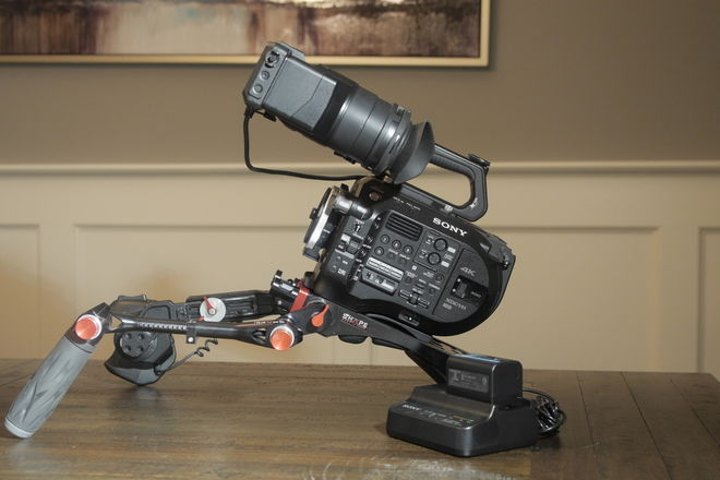 Sony PXW-FS7M2 production kit