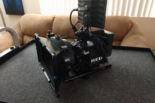 Red Epic - M Dragon 6K Package w/ Operator