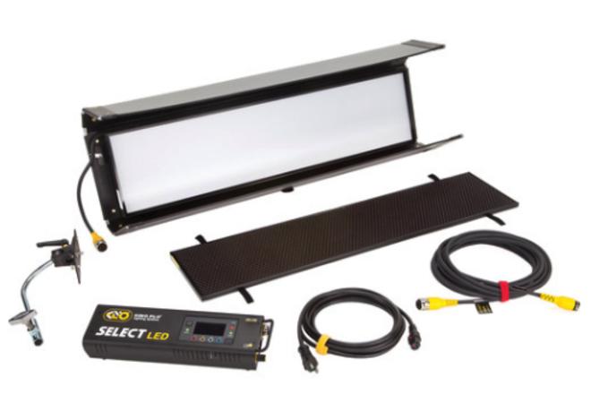 2X Kino Flo Select LED 30 DMX Kit