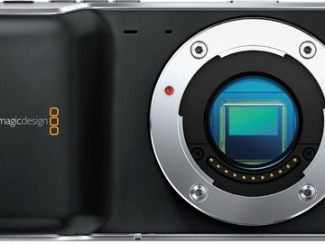 Black Magic Pocket Cinema Camera + 3 Batteries + Charger