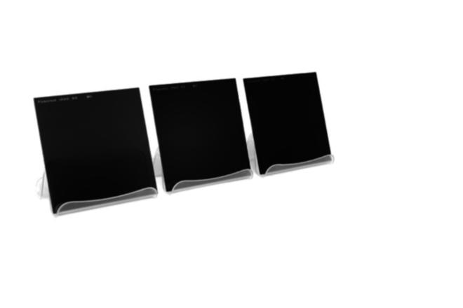 Formatt Hitech 100 x 100mm Firecrest ND - 6 Filter Kit