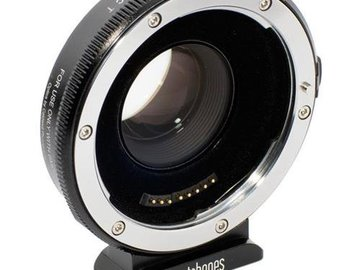 Rent: Metabones Canon EF to BMPCC Speed Booster