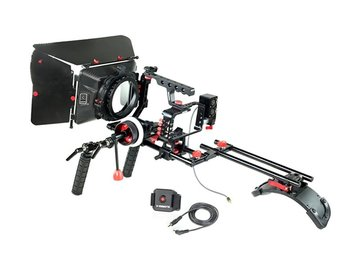 Rent: Camtree Hunt MOD Cage Shoulder Rig Kit For BMPCC