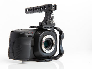 Blackmagic Pocket 4K Camera - BRaw update
