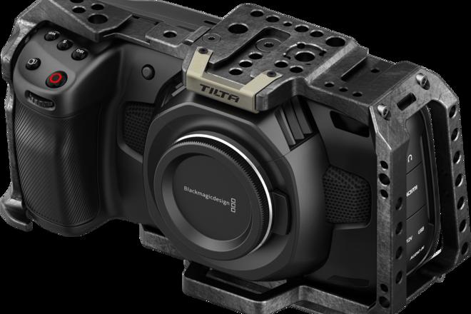 Blackmagic Pocket Cinema Camera 4K Package EF/PL