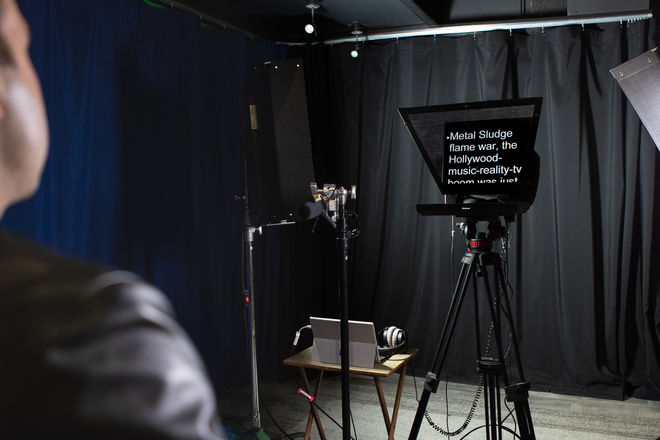 Rent a Pro-Grade Teleprompter Kit | ShareGrid Los Angeles