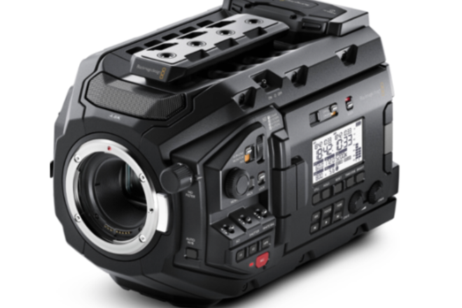 Blackmagic URSA Mini Pro Package EF or PL Mount