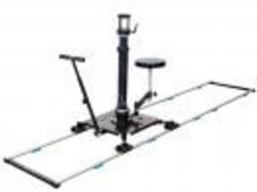 Cine Dolly with 12' straight track