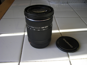 Rent: Olympus Digital ED 40-150mm f/4.0-5.6 Lens Micro Four Thirds
