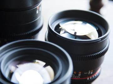 Rokinon EF T1.5 Cine DS Lens Set (16mm, 35mm, 50mm, 85mm)