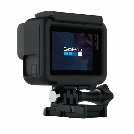 GoPro Hero5 Black with option mounting/support hardware
