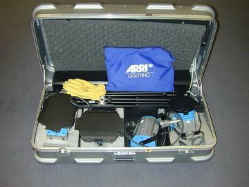 ARRI Light Kit (750W, 2-650W, 300W)