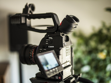 Rent: (1 of 2) Canon C100 MKII EF Mount Body