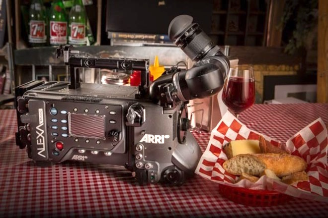Arri Alexa Studio - 4:3, Anamorphic, High Speed
