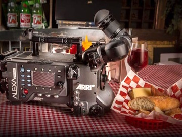 Rent: Arri Alexa Studio - 4:3, Anamorphic, High Speed