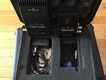 Teradek Bolt 300 3G-SDI/HDMI Video Transceiver Set