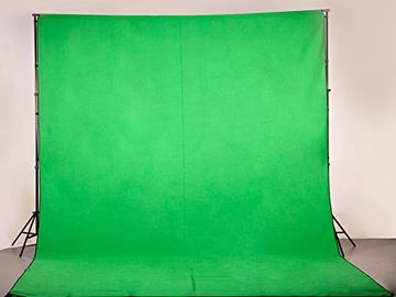 Green Screen (12 X 18) & Stand