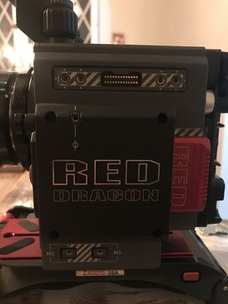 RED Scarlet-W Dragon 5K