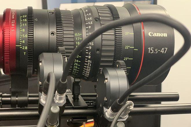 Canon CN-E 15.5-47mm T2.8 L S Wide-Angle Cinema Zoom Lens
