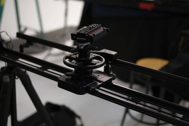 Kessler Pocket Dolly with Second Shooter and Parallax