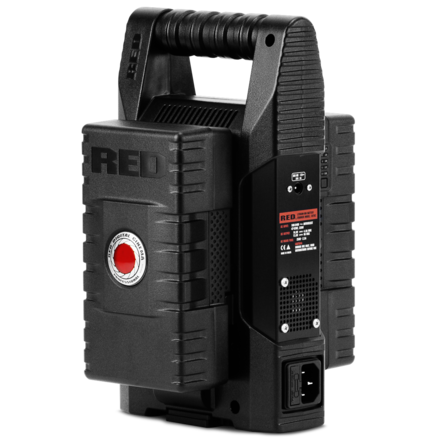 (2) RED Brick OR (2) RED Volt Batteries and Charger