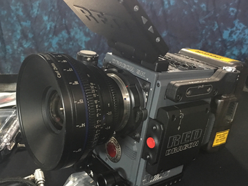 Rent: Brand New Red Dragon Scarlet-W  5K