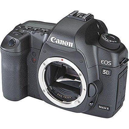 Canon EOS 5D Mark II Package (Body w/ batteries and charger)