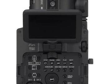 Rent: Sony FS100 Camera